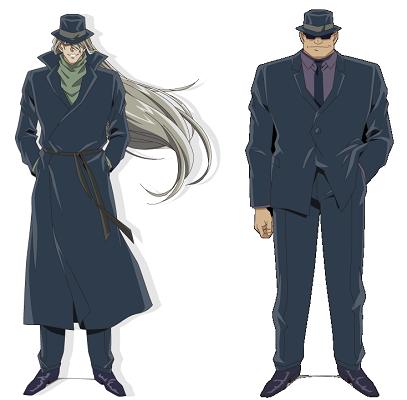 名探偵コナン:ジン、ウォッカ
