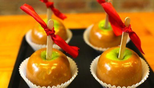 かぼちゃは食べない!本場アメリカのハロウィン・スイーツ