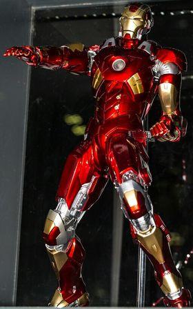 アイアンマンマーク11