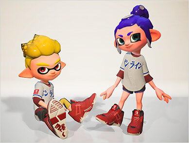 スプラトゥーン2Nintendo Switch Online