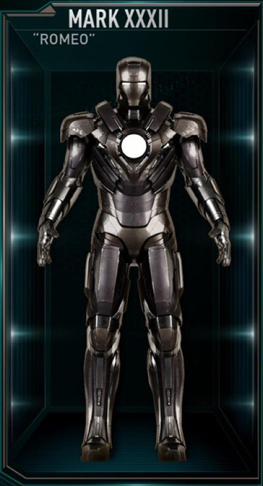 アイアンマンマーク32(ロミオ)
