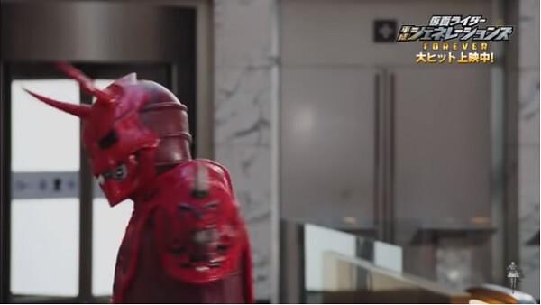 「仮面ライダー平成ジェネレーションズFOREVER」モモタロス