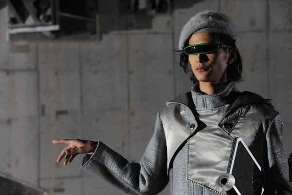 仮面ライダージオウ EP17ウォズ眼鏡おかしい