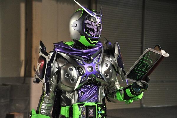 仮面ライダージオウEP18:ウォズフューチャリングシノビ
