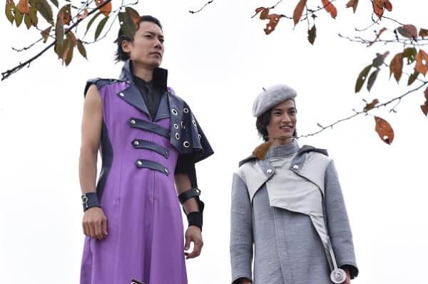 仮面ライダージオウEP18:スウォルツとウォズ
