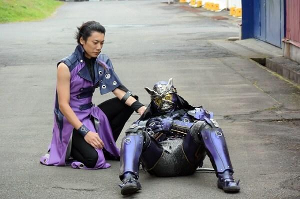 仮面ライダージオウEP18:アナザーシノビとスウォルツ