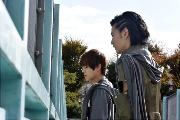 仮面ライダージオウEP18:ソウゴと黒ウォズ