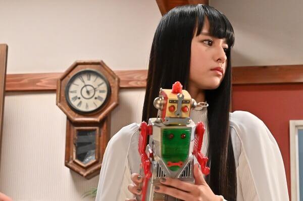 仮面ライダージオウ EP24:ソウゴの友達のロボットのおもちゃ