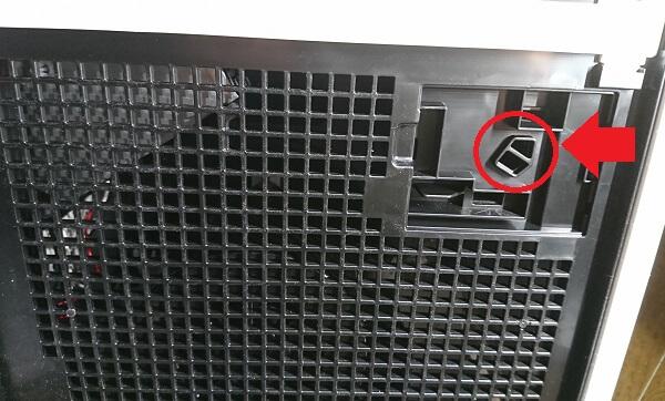 ダイキン MCK55V:センサー