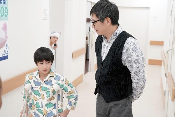 仮面ライダージオウ EP26:過去のソウゴとおじさん