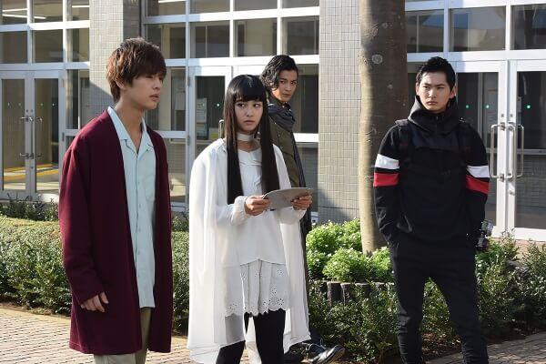 仮面ライダージオウ EP31 :相談する4人