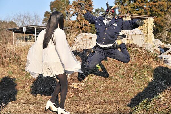 仮面ライダージオウ EP31:ツクヨミに襲い掛かるアナザーアギト