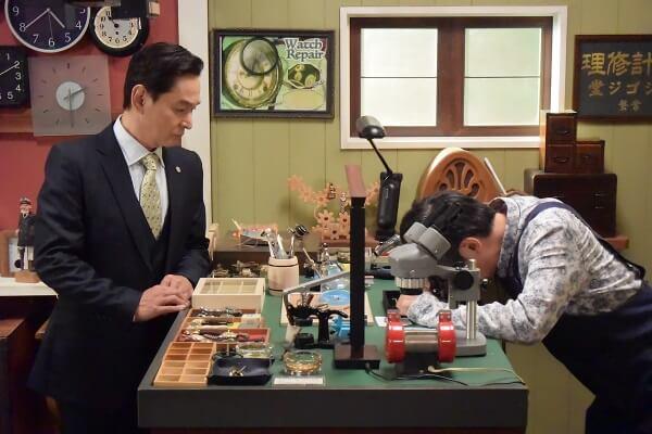 仮面ライダージオウ EP35:時計修理にきた弁護士