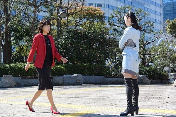 仮面ライダージオウ EP35:祐子とオーラ