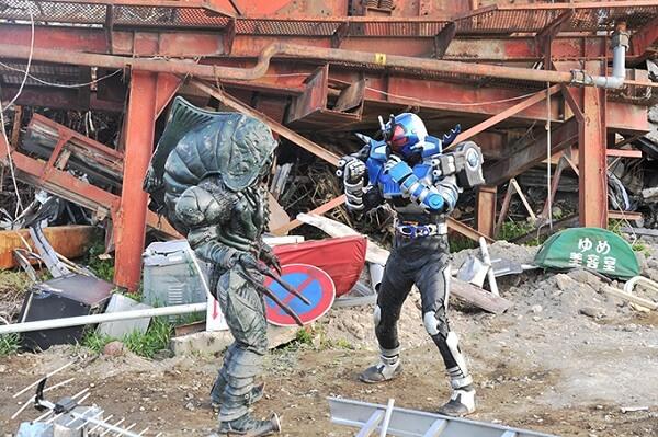 仮面ライダージオウEP37:仮面ライダーガタック