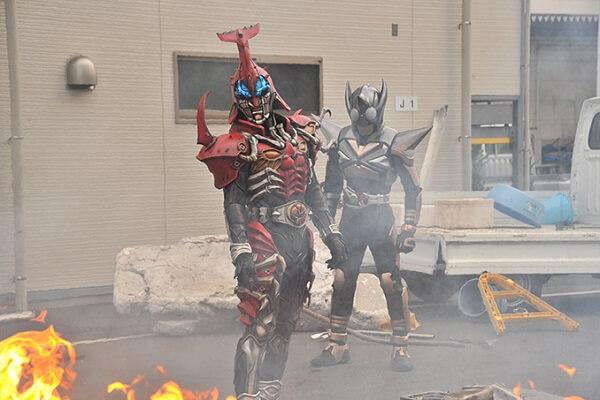 仮面ライダージオウEP37:アナザーカブトとパンチホッパー