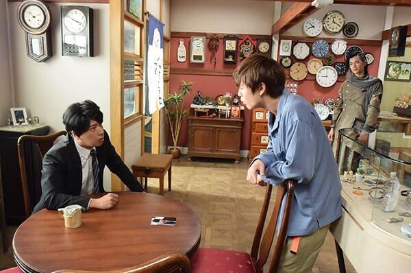 仮面ライダージオウEP37:加賀美と話ソウゴ・ウォズ