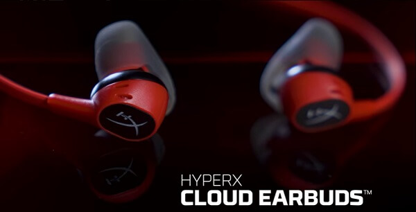 キングストンテクノロジー HyperX Cloud Earbuds