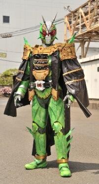 仮面ライダーゾンジス