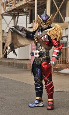 仮面ライダーザモナス