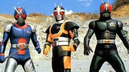仮面ライダーブラックRX、ロボライダー、バイオライダー