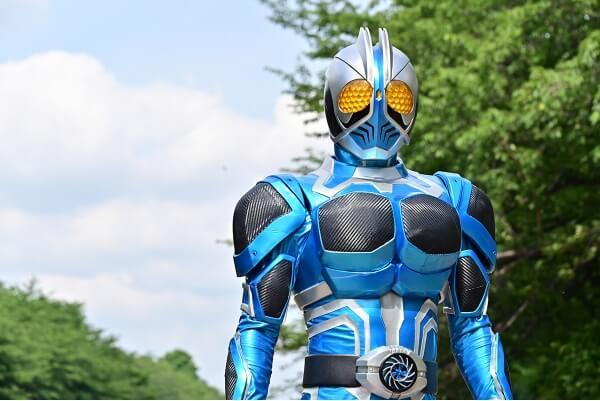 仮面ライダージオウEP44:仮面ライダーアクア