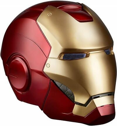 アイアンマンのヘルメット
