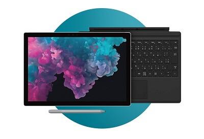 Microsoft Surface Pro6 3点セット