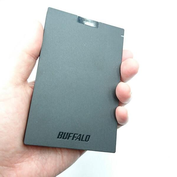 BUFFALO SSD-PG480U3-B/NL