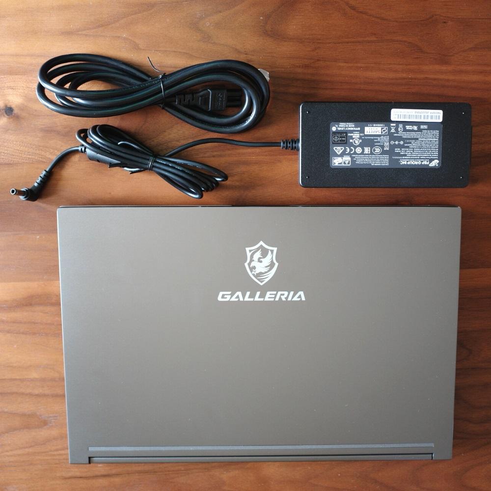 GALLERIA(ガレリア) GR2060RGF-T本体と付属品