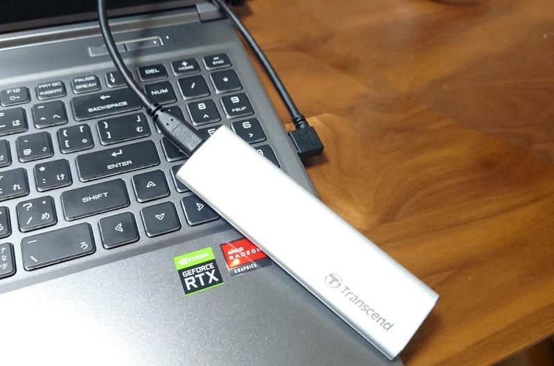 Transcend M.2 SSD 外付けケース TS-CM80S