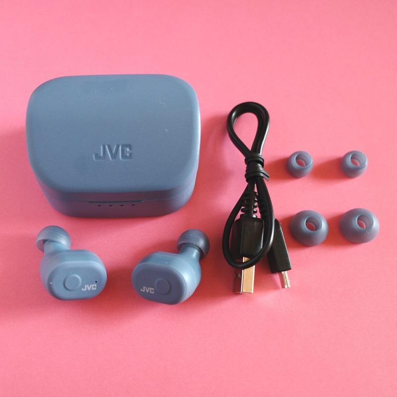 JVC HA-A10Tの付属品