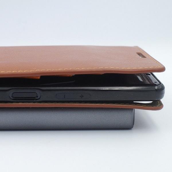 AUKEY Qi対応 10000mAh モバイルバッテリー PB-Y32でケースのまま充電