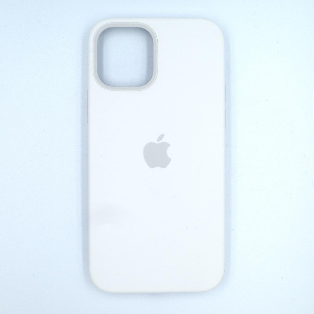 MagSafe対応iPhone 12 | iPhone 12 Proシリコーンケース - ホワイト
