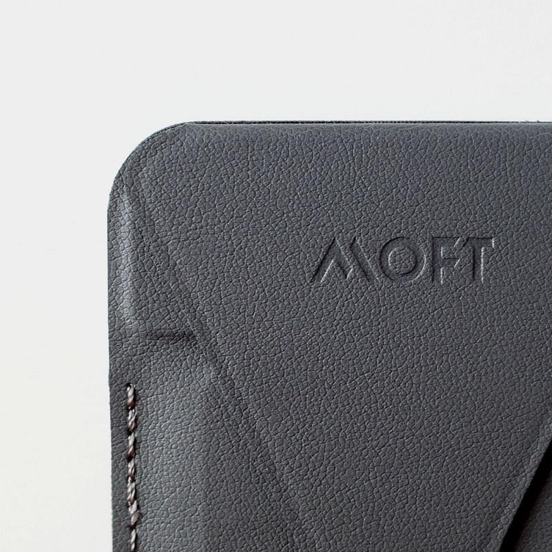 MagSafe対応MOFT Xの素材