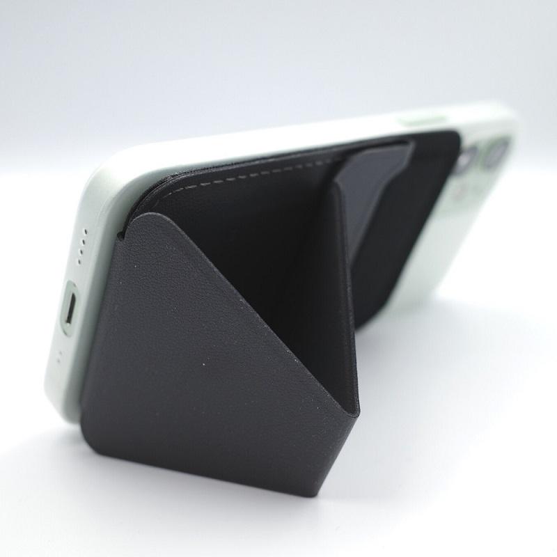 MagSafe対応MOFT XでiPhone12miniを横置き