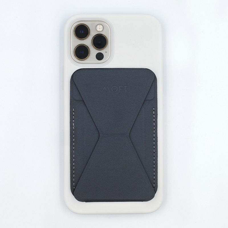 MagSafe対応MOFT XをiPhone12Proに装着