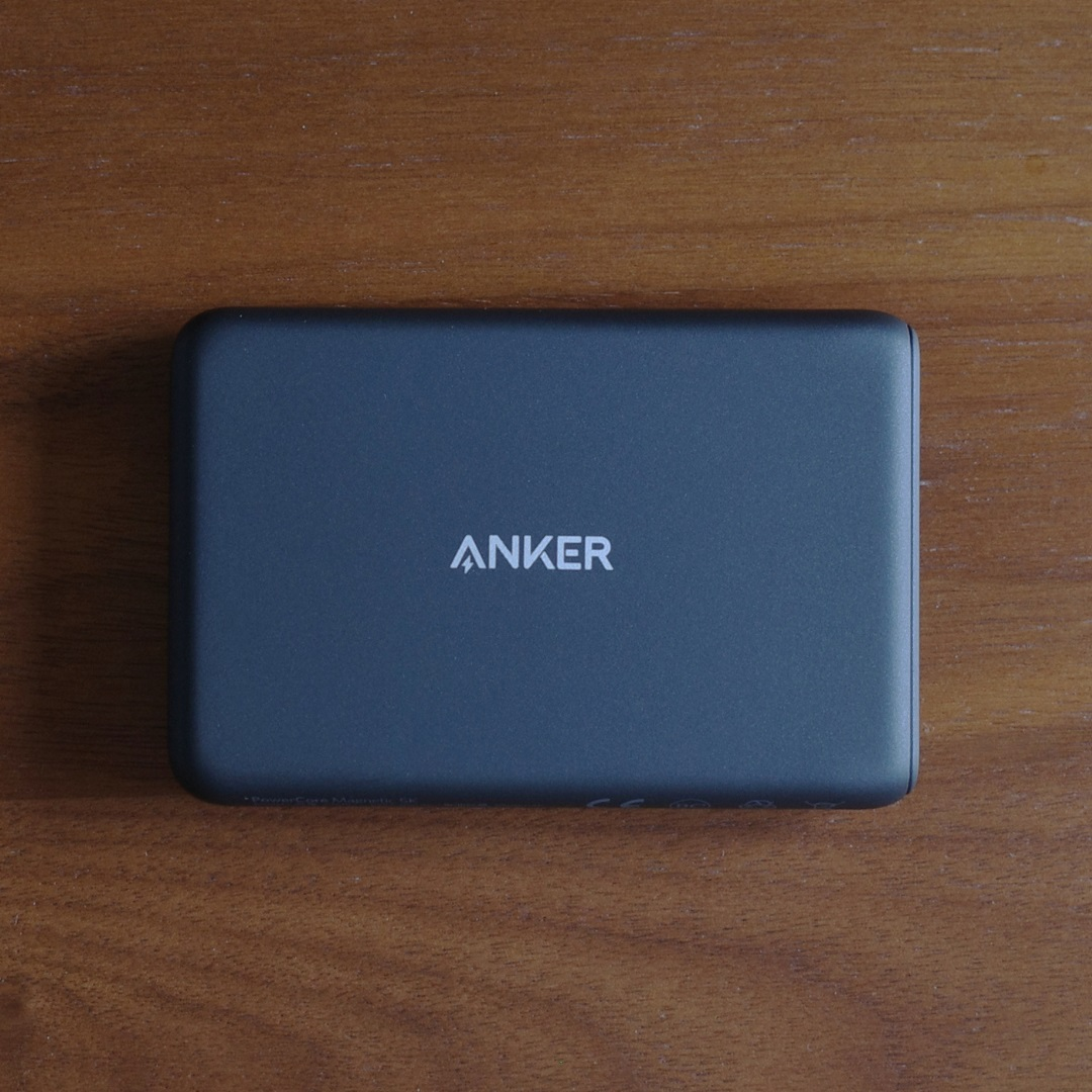 Anker PowerCore Magnetic 5000正面