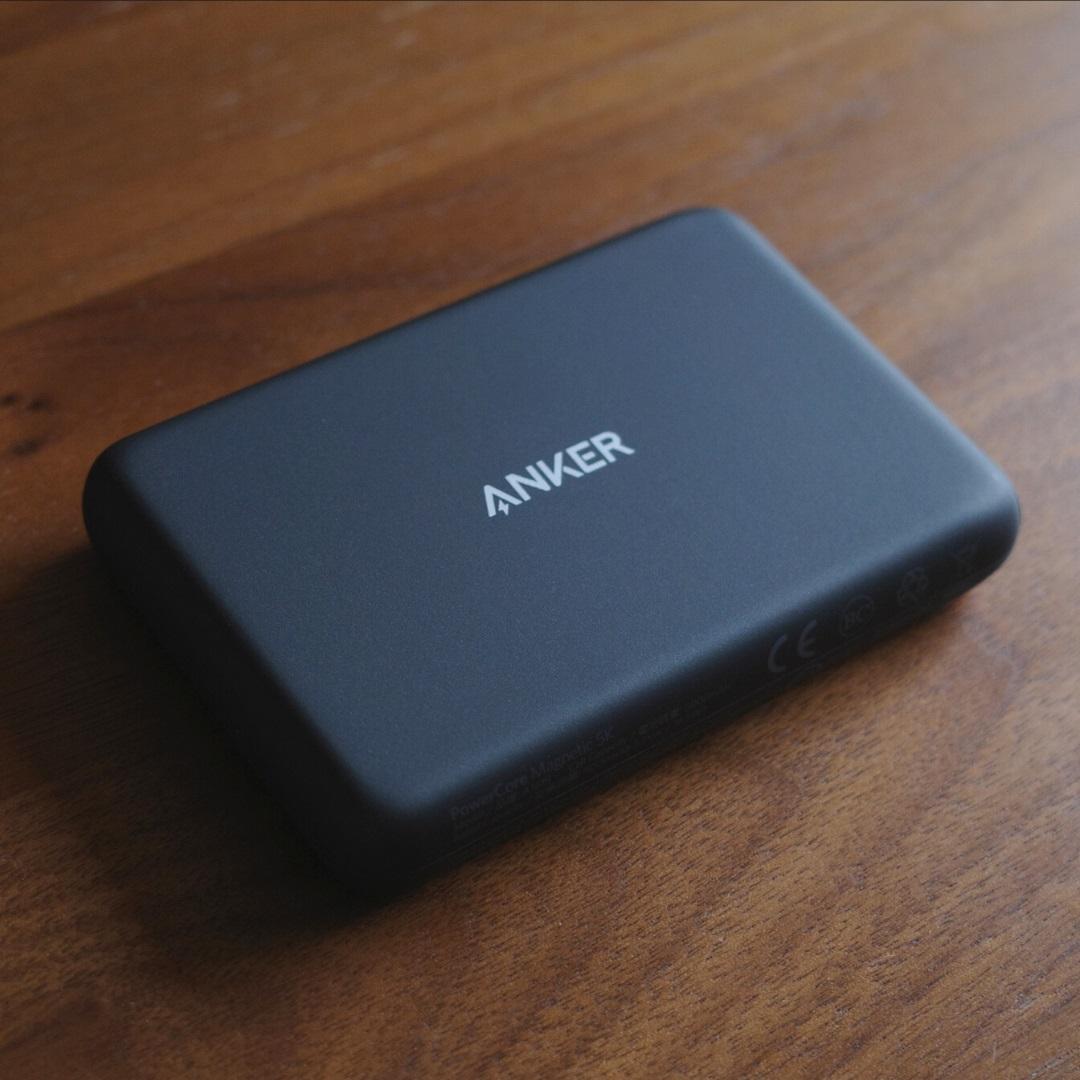 Anker PowerCore Magnetic 5000本体