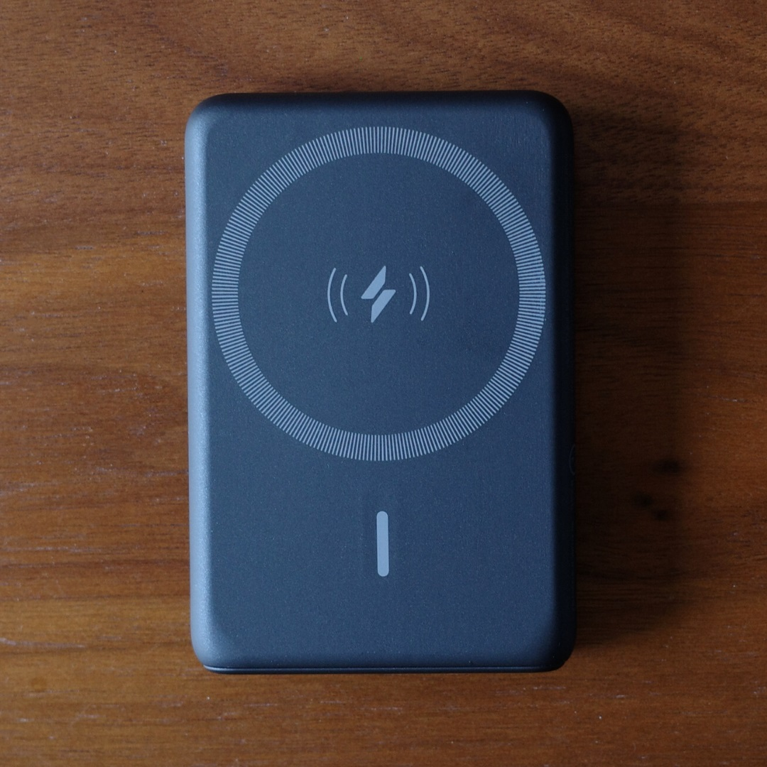 Anker PowerCore Magnetic 5000裏面