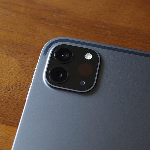 iPad Pro12.9インチのアウトカメラ