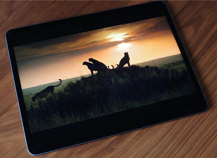 iPad Pro12.9インチLiquid Retina XDRディスプレイ