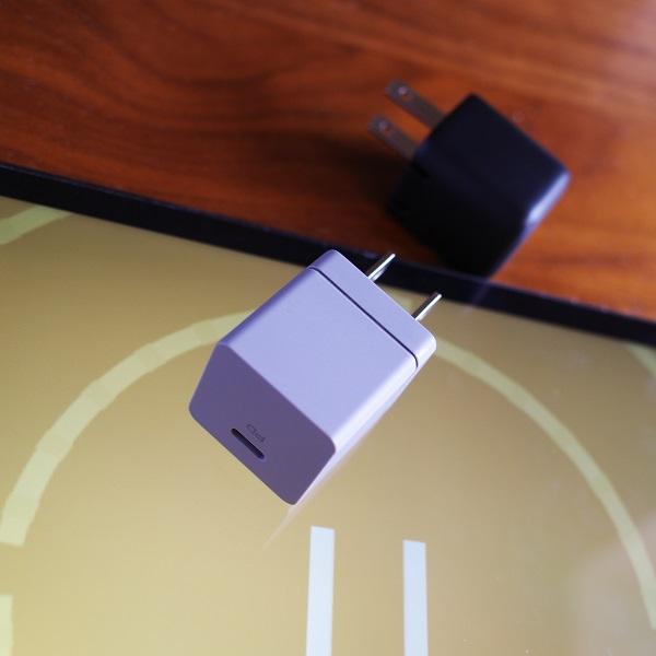 DIGIFORCE 20W USB PD Fast Chargerがチャンピオン