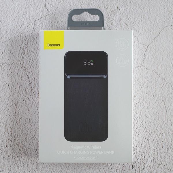 Baseus MagSafeモバイルバッテリーパッケージ