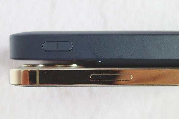 Baseus MagSafeモバイルバッテリーはカメラに干渉しない