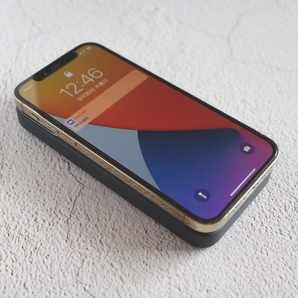 Baseus MagSafeモバイルバッテリーでiPhone12Pro充電